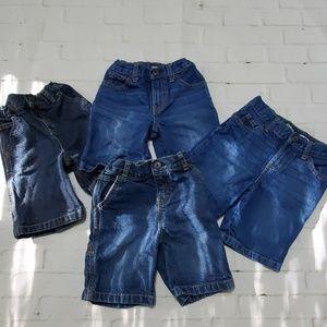 🌞Oshkosh  denim  shorts
